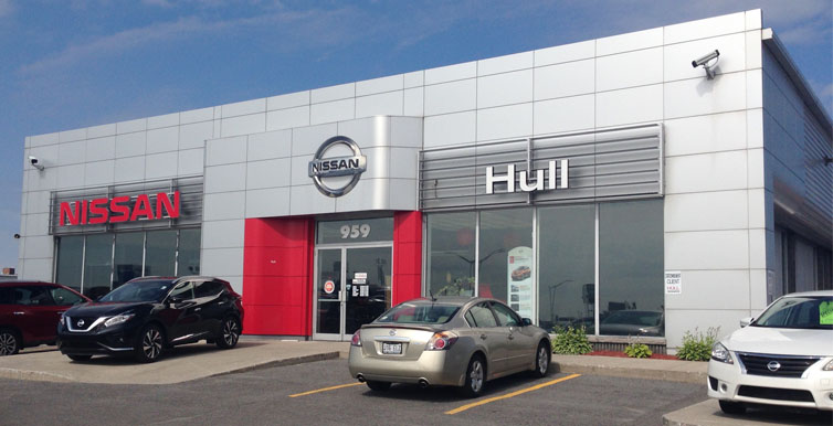 hull-nissan-dealership