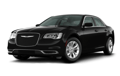 Front side view of Chrysler 300 Touring