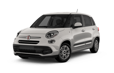 Front side view of Fiat 500L Sport