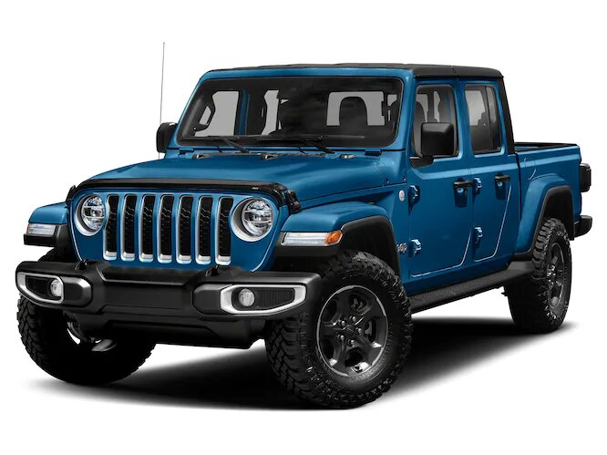 Pre-owned 2020 Jeep Gladiator